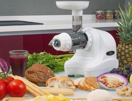 Extracteur de jus Oscar Neo DA 1000 - image